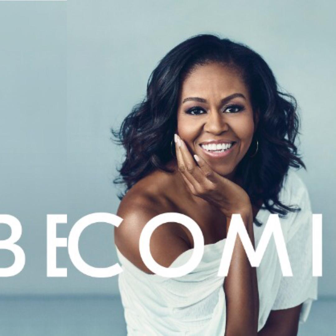 "Michelle Obama, Best seller 2018 avec ""Becoming"""