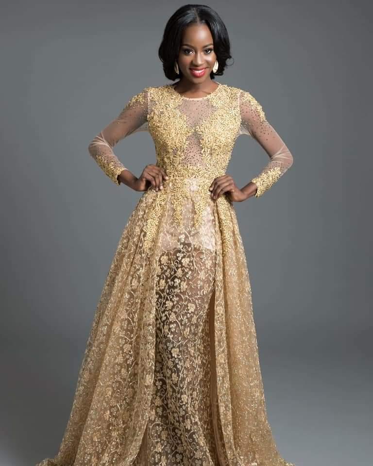 Samantha Colas, la Miss Haiti 2018