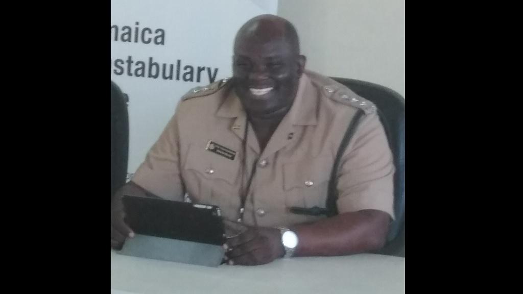 Deputy Superintendent of Police, Winston Milton