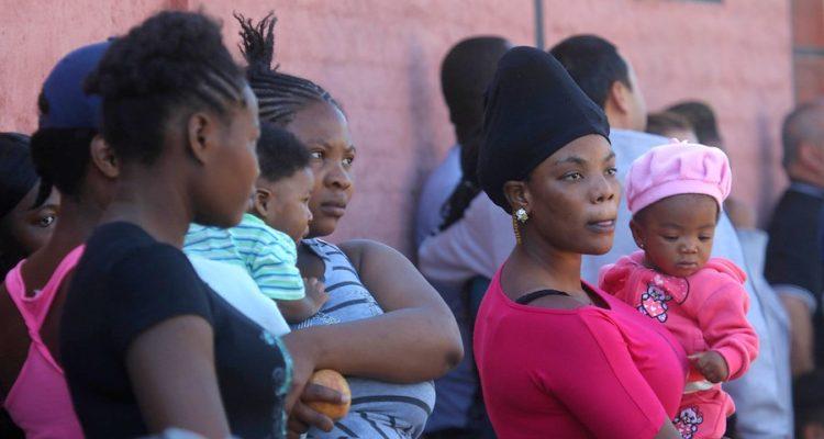 Haïti domine les statistiques sur les nouvelles naissances au Chili. Photo: Javier Salvo | Agence de l'ONU