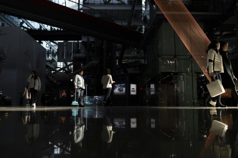 Une ouvrière dans une usine à Hangzhou le 21 janvier 2019