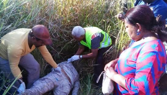 Un soldat dominicain tué par un Haïtien à la frontière. Photo: Diario Libre