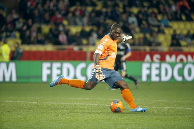 Johnny Placide. Photo: ( Boué/ L'Equipe)