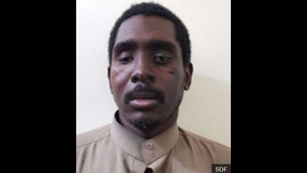 ISIS fighter Zaid Abed al-Hamid, a US citizen, is believed to originally be from Trinidad.