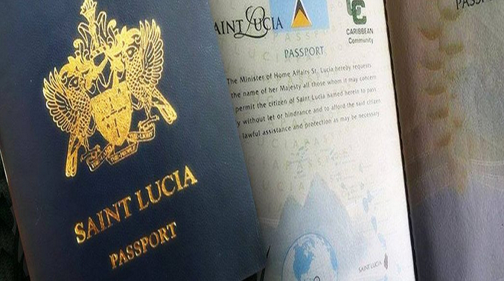 St Lucia passport ranked 33rd most powerful in the world for 2020 | Loop  News