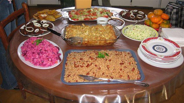 L'université du Chili va élaborer un livre sur les recettes d'Haiti. Photo: Wikipedia