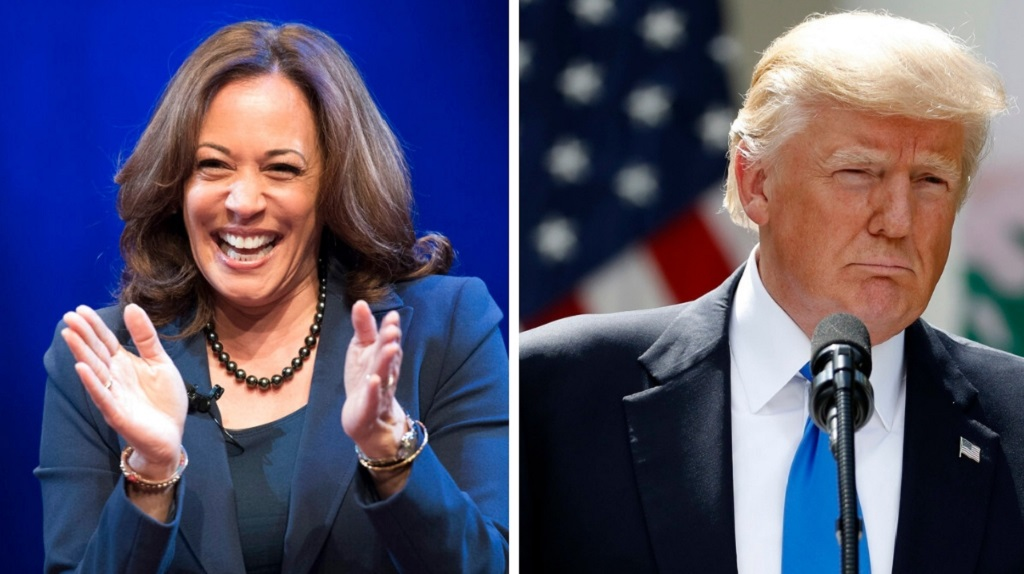 California senator Kamala Harris is running for president