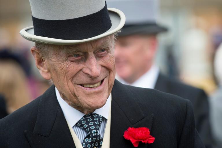 Le prince Philip, le 16 mai 2017 à Londres