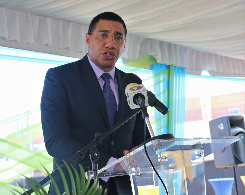 Prime Minister Andrew Holness believes a rapid and substantial increase in the number of persons trained in the sector, will play a significant role in Jamaica's attempts to attain full employment.