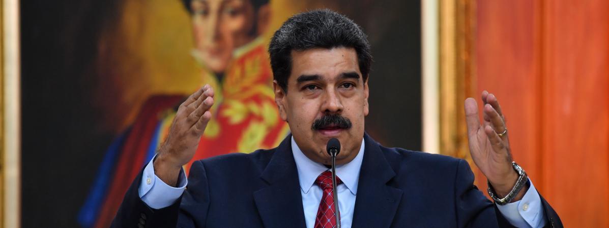 Venezuela : Maduro confronté à une pression croissante des Etats-Unis