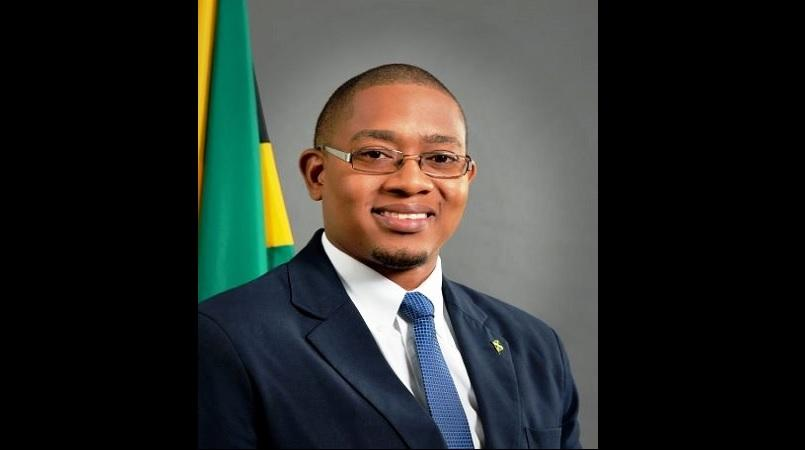 Minister of State in the Ministry of Education, Information and Youth, Floyd Green.