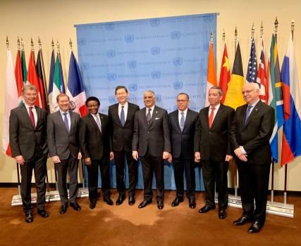 Des politiciens dominicains propose que Haïti soit défendu à l'ONU. Diario Libre