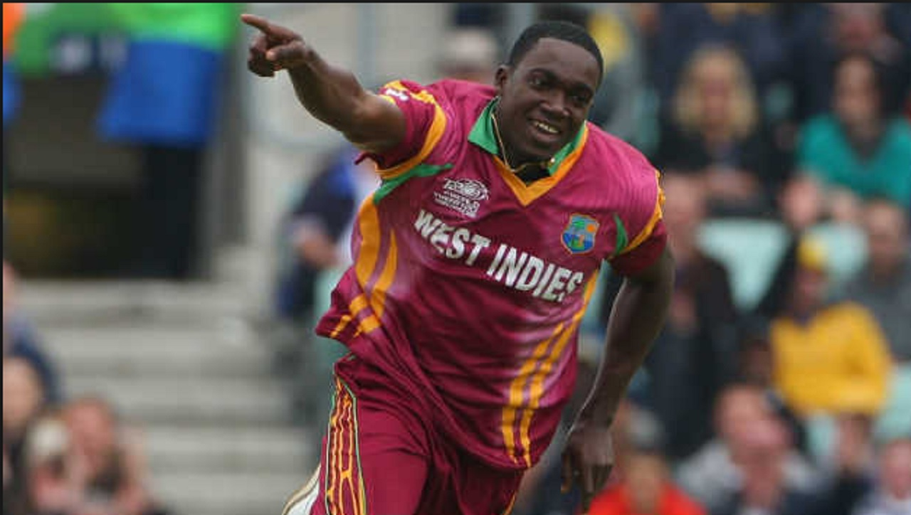 Jamaica and West Indies pacer Jerome Taylor.
