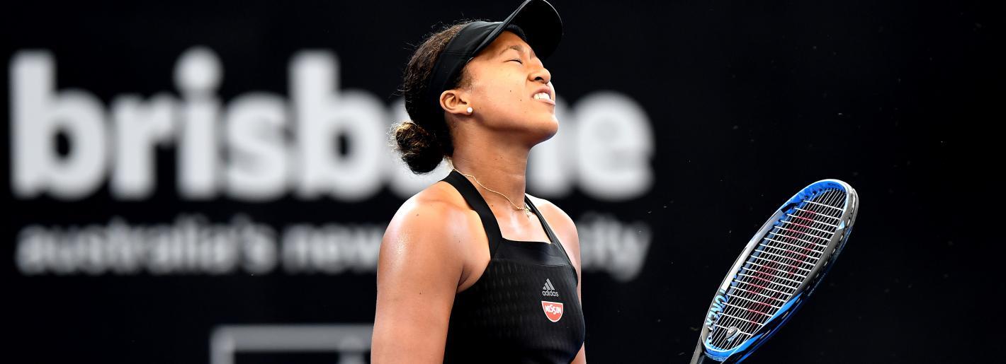 Naomi Osaka Photo: WTA