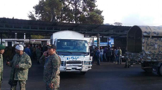La Rép. Dom. mène de vastes opérations de déportations à la frontière. Photo: Listin Diario