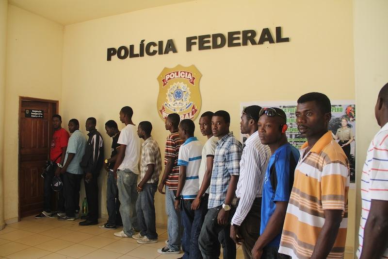Le Brésil octroie des permis de résidence à 6 100 haïtiens. Photo: Internet