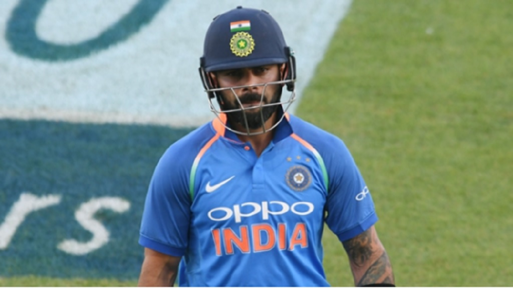 India captain Virat Kohli.