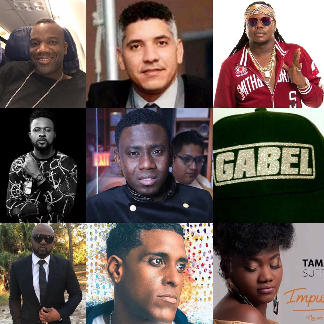 Les gagnants de la 3e édition du Prestigious Haitian Music Award