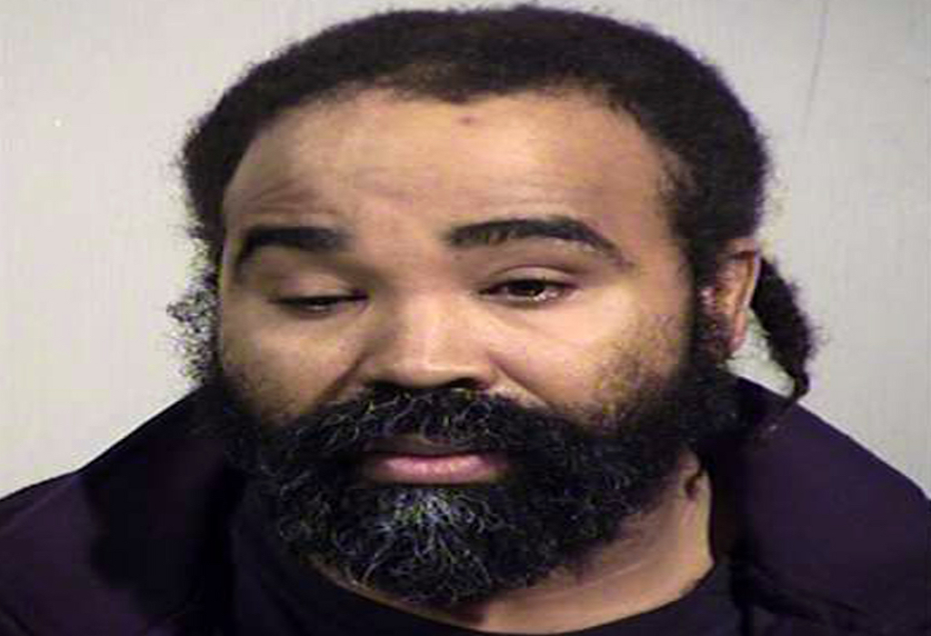 This photo provided by Maricopa County Sheriff's Office shows Nathan Sutherland. Phoenix police say Sutherland, a licensed practical nurse, has been arrested on a charge of sexual assault of an incapacitated woman who gave birth last month at a long-term health care facility. (PHOTO: Maricopa County Sheriff's Office via AP)