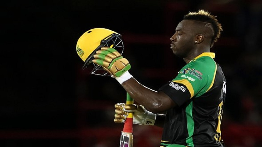 Andre Russell.