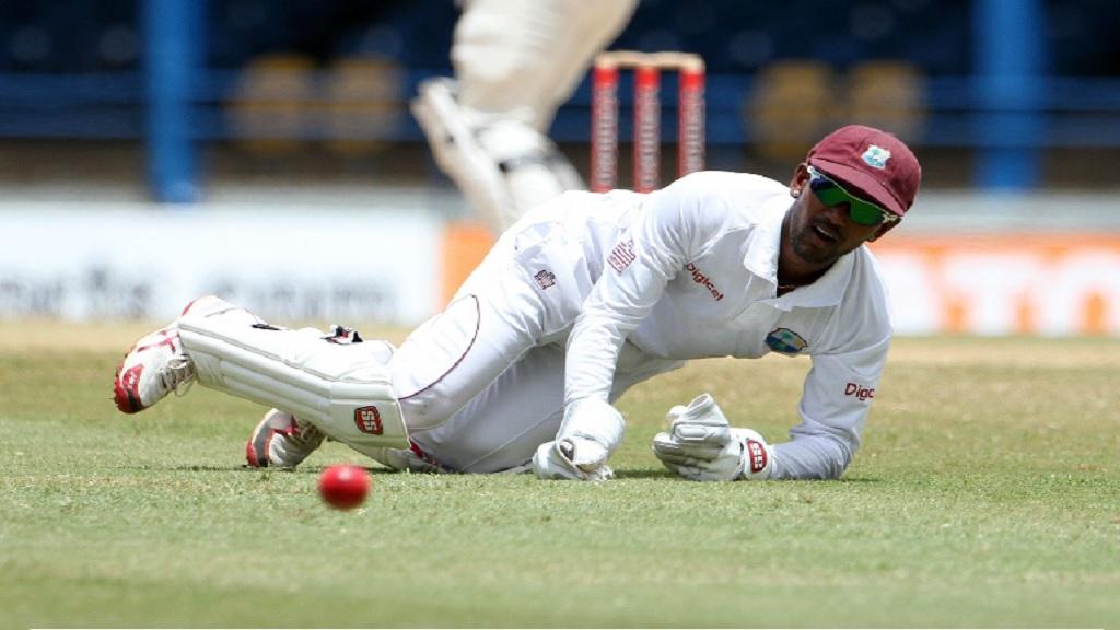 Trinidad & Tobago Red Force captain Denesh Ramdin.