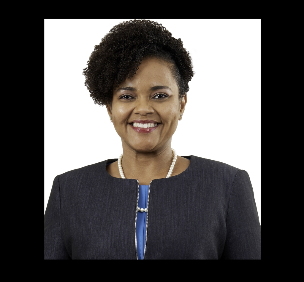 Member Ombudsman of the Jamaica National Group, Claudine Allen.