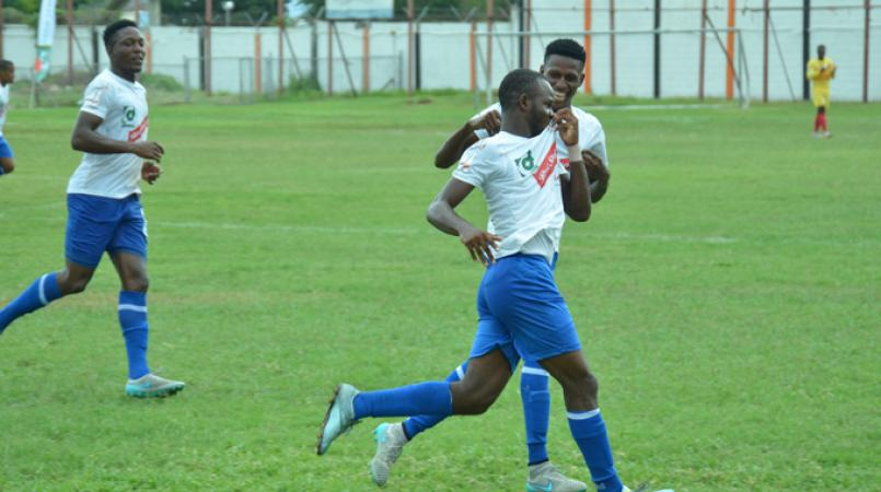 Portmore United have maintained their lead in the points standing despite being held by Harbour View to a draw on Sunday.