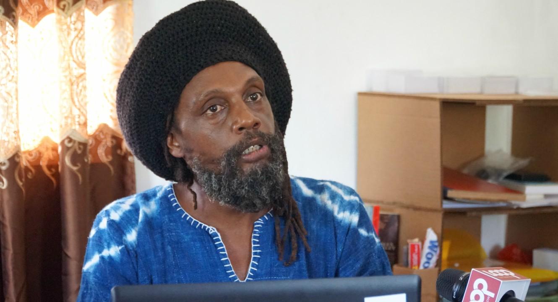 (File Photo) Paul 'Ras Simba' Rock
