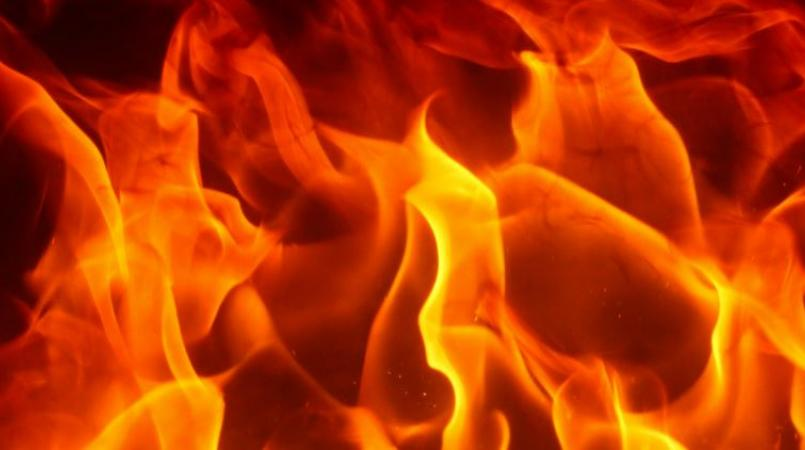 j flag office in st andrew gutted by fire loop news