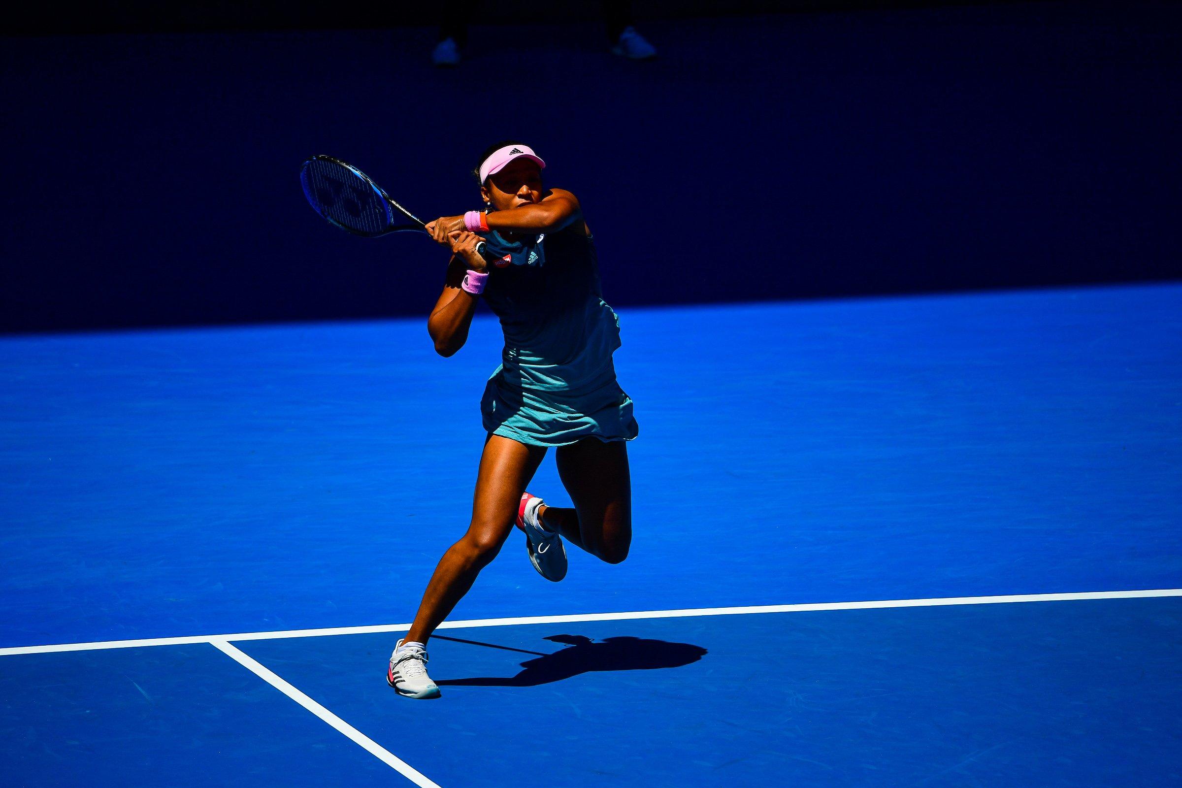 Open d'Australie: victoire de Naomi Osaka qui s'invite en demi-finales / Photo: Open d'Australie/ Twitter