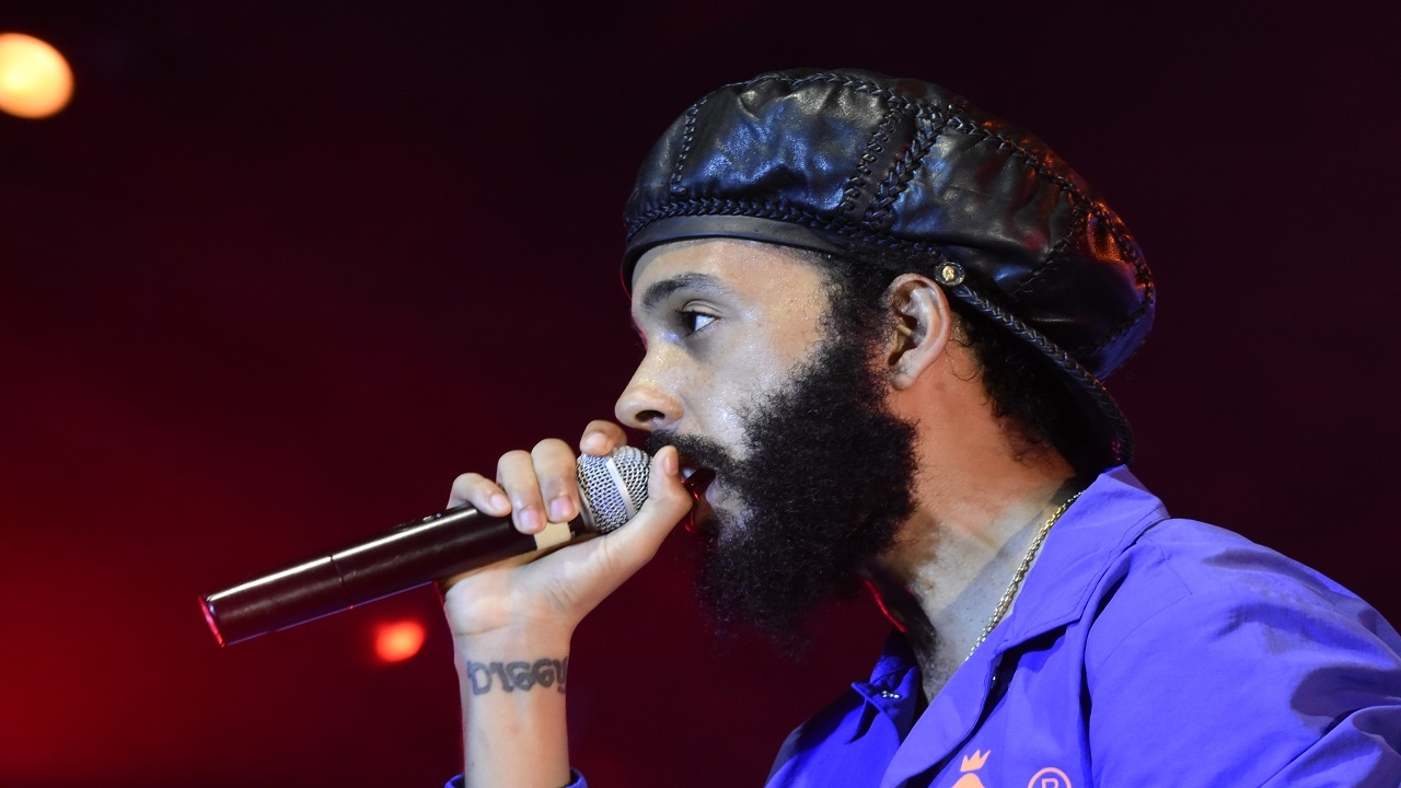 Protoje will be the headline act at a wellness event called Tmrw.Today.
