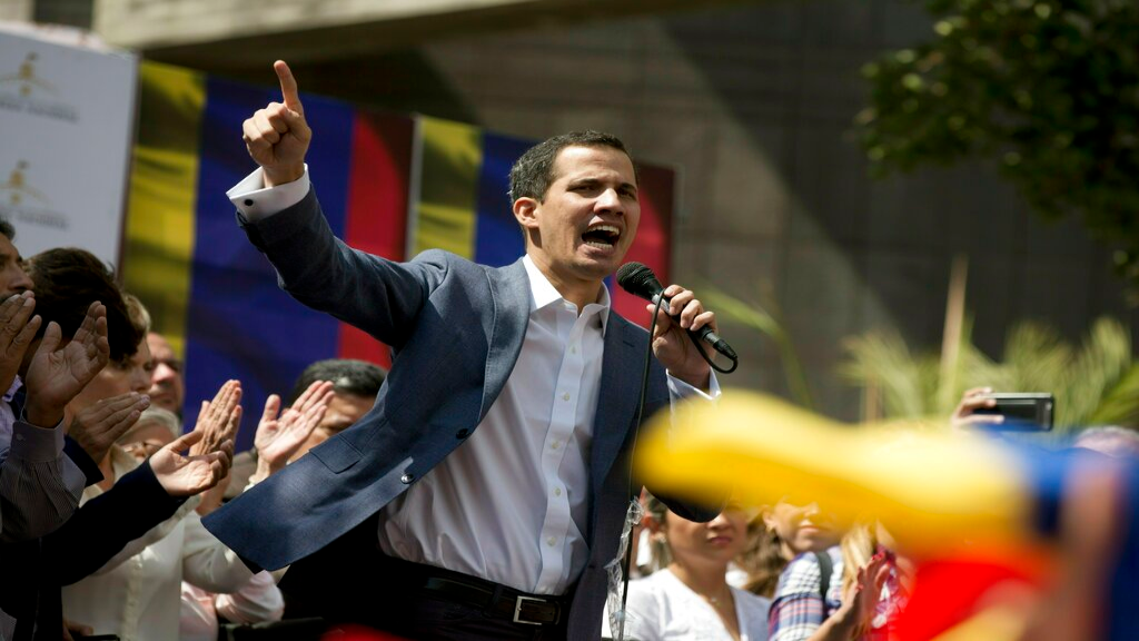 Photo: Juan Guaidó, Opposition Leader and Speaker of the National Assembly of Venezuela.