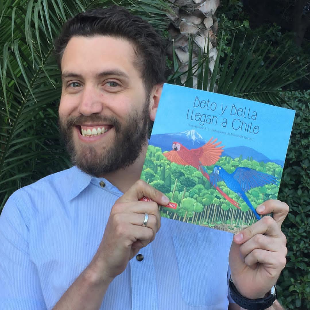 Chili: Un livre d'histoire pour enfants bientôt publié en créole. Photo: Instagram