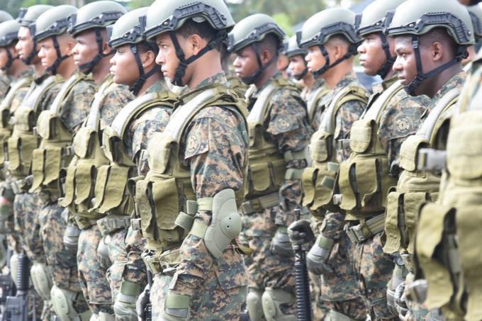 La RD va établir une force spécialisée pour surveiller la frontière. Photo: Listin Diario