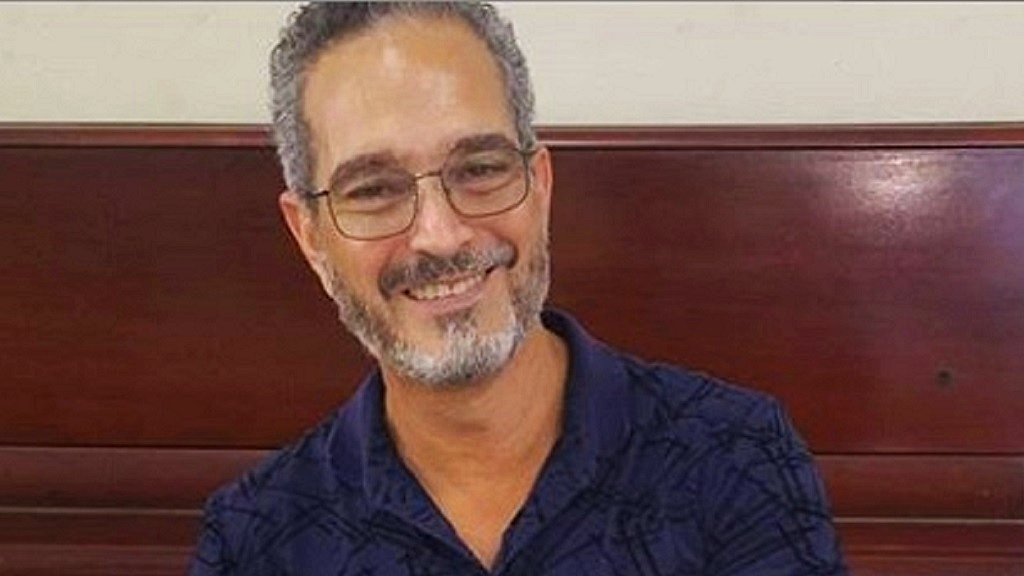 Photo: Edwin Erminy, president of the National Drama Association of Trinidad and Tobago, drowned while swimming at Grande Riviere beach on December 31, 2018 (New Year's Eve).