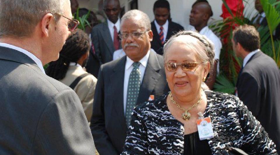 Mort de Marie Michelle Rey, ex-Ministre des Affaires Etrangères