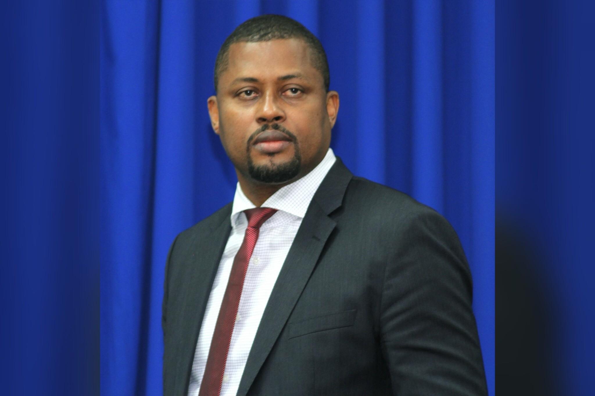 Le député de Delmas, Gary Bodeau, président de la Chambre des députés
