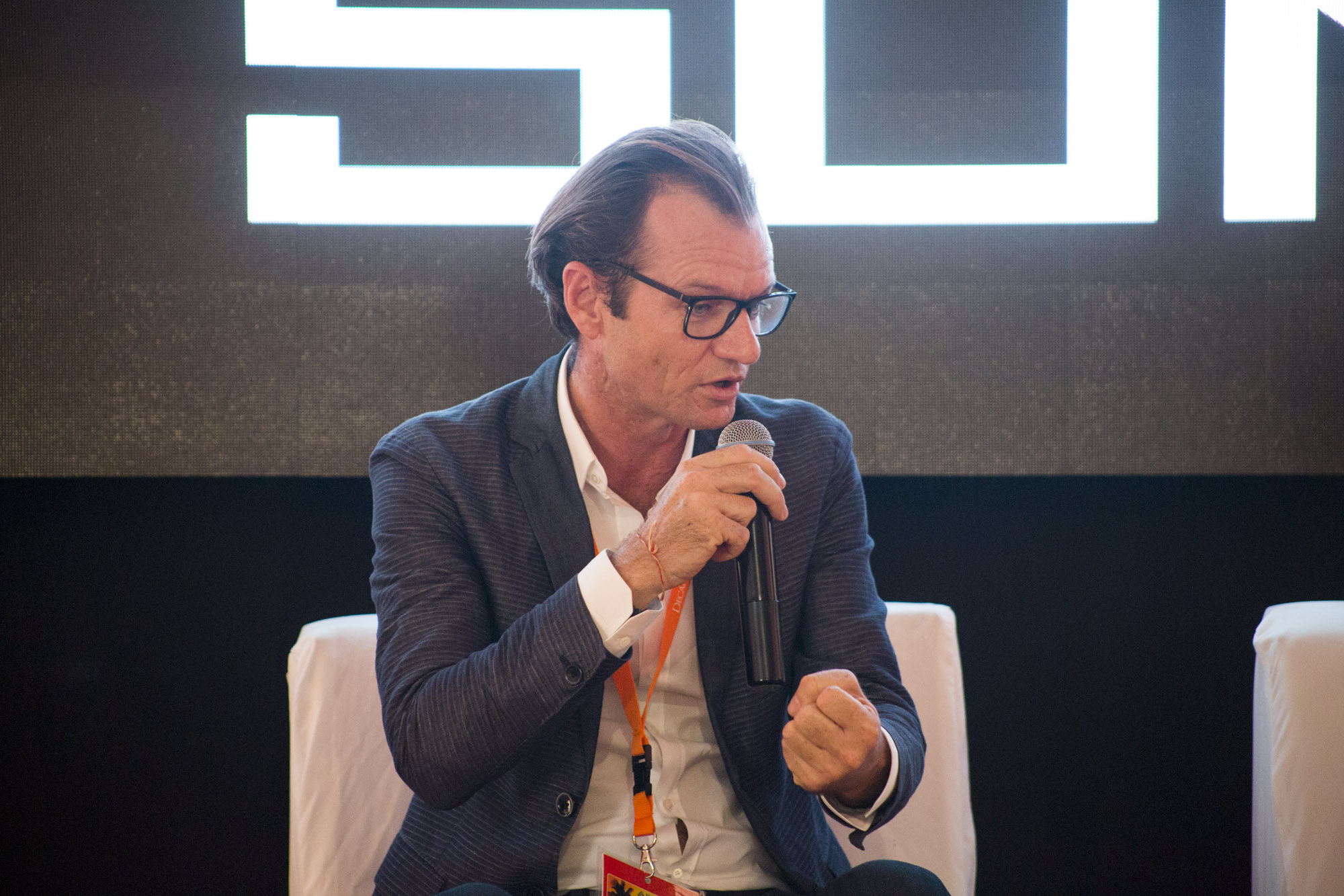 Maarten Boute répondra à l'invitation du Commissaire du gouvernement