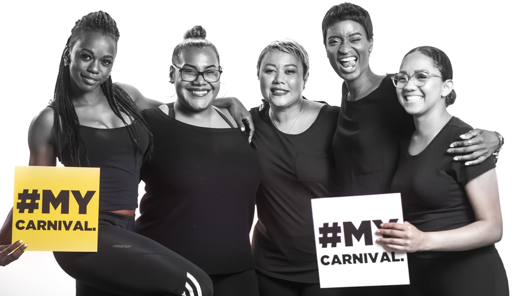 Lost Tribe has launched a #MYCarnival campaign promoting inclusivity