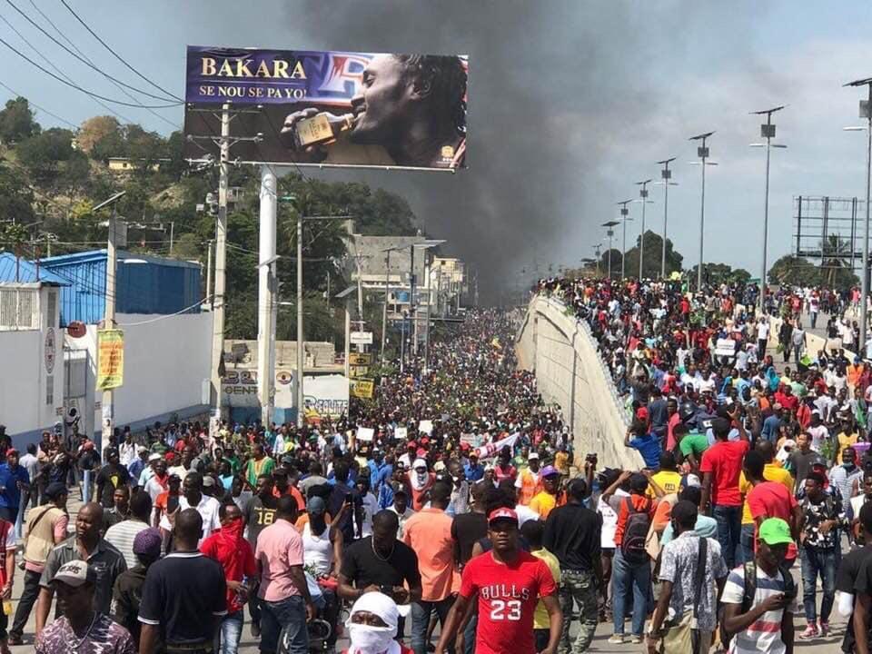 La communauté internationale prône le dialogue face aux manifestations violentes — Haïti