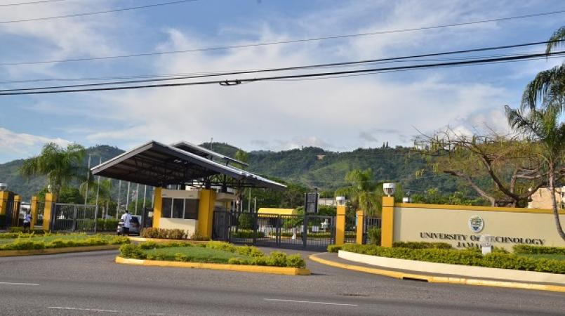 The University of Technology campus in St Andrew.
