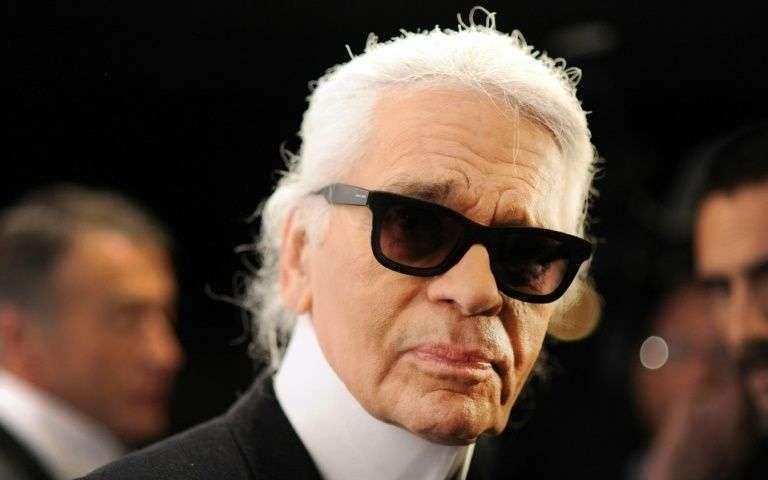 Lunettes noires sur la mode: Karl Lagerfeld est mort/ DPA/AFP - Britta Pedersen