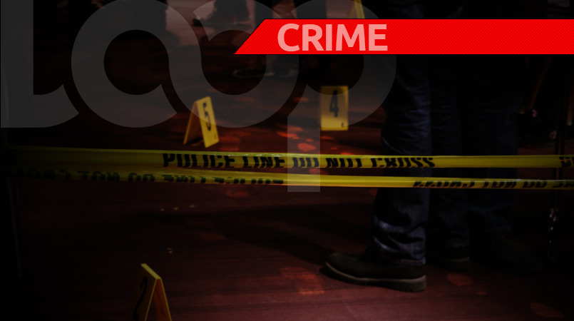 The deceased woman has so far only been identified as 'Sherika'.
