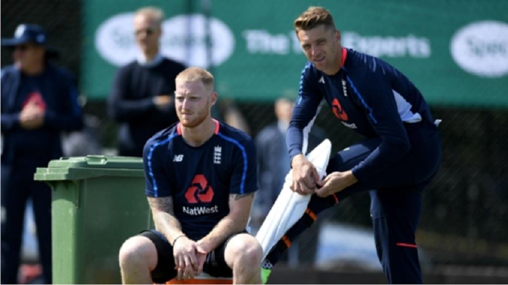 England stars Ben Stokes Jos Buttler.