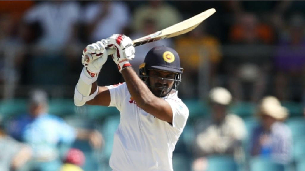Star Sri Lanka batsman Kusal Perera.