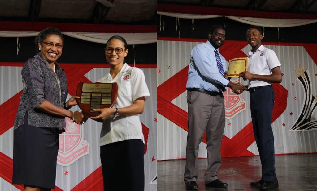 Campion College uses its Magis Awards Ceremony to recognise and celebrate students who performed exceptionally well in academics, sports and extra-curricular activities.