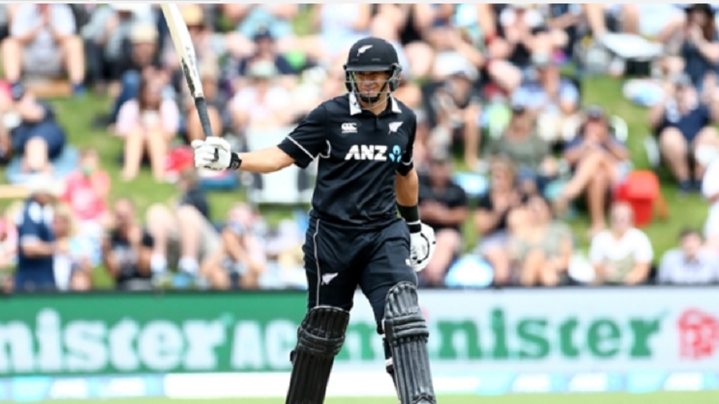 New Zealand batsman Ross Taylor.