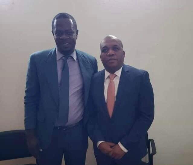 L'ex-DG de la Police nationale d'Haiti, Godson Orélus, est libéré