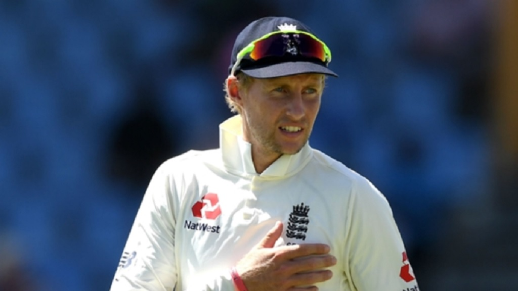 England captain Joe Root.