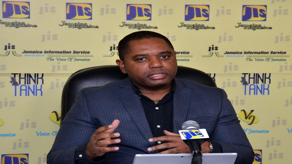 Jamaica Promotions Corporation (JAMPRO) Trade and Investment Manager, Logistics and Infrastructure, Don Gittens via Jamaica Information Service.
